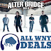 DEAL: Alter Bridge at Rapids Theatre: $20.03
