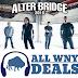 DEAL: Alter Bridge at Rapids Theatre: $20.03