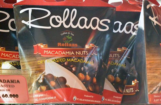 Produk Teh Rollass