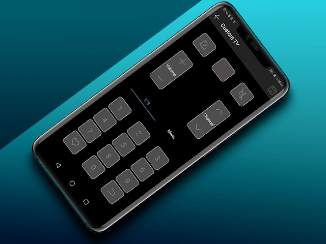 huawei-mate-20-pro-remote-controller