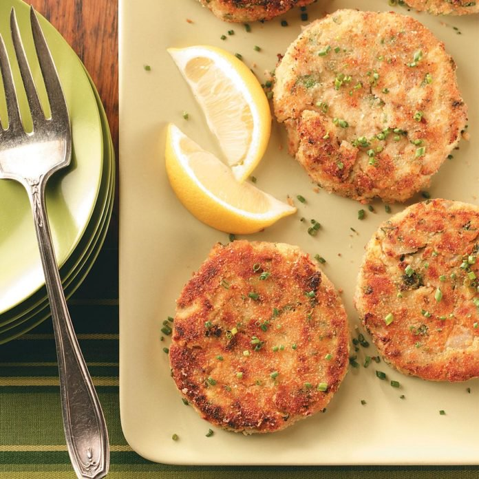 The Best Tuna Zucchini Cakes