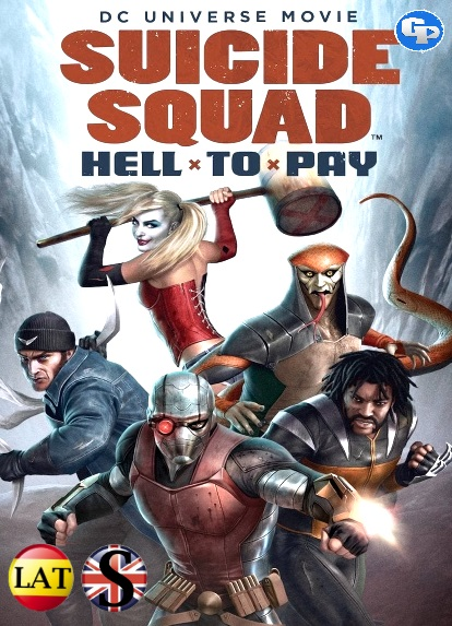 Suicide Squad: Hell to Pay (2018) HD 720P LATINO/INGLES