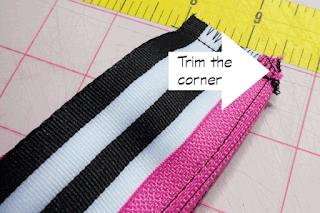 trim corners