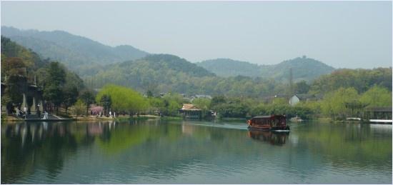 ทะเลสาบซีหู (Xihu Lake)
