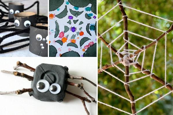 Spider Crafts