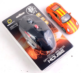 Mouse Minibird M-WM-001-Black