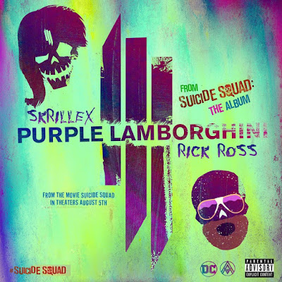 "SKRILLEX & RICK ROSS ""Purple Lamborghini"""