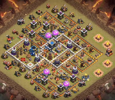 Base War Th 12 Unik 10