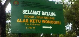 Alas Kethu Wonogiri