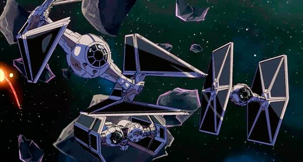 Cortometraje TIE Fighter