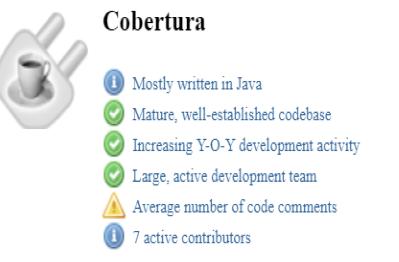 Cobertura -Maven Code Coverage Report