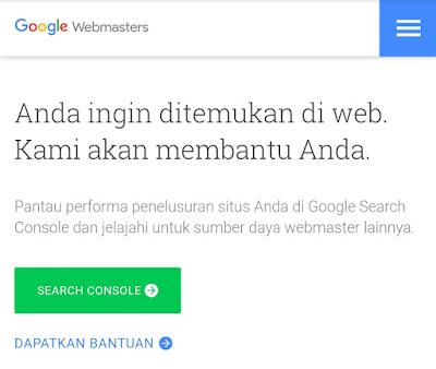 3 Webmaster yang Harus di Index Untuk Menambah Pengunjung Blog