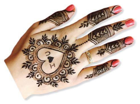 I Love Mehndi