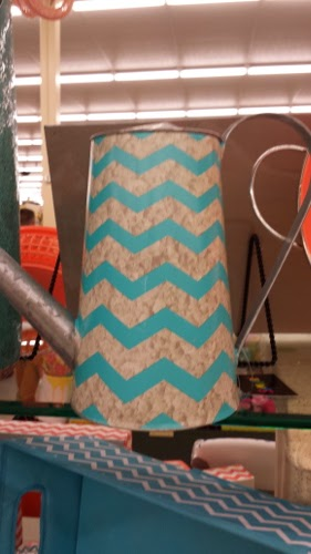 Eclectic Red Barn: Hobby Lobby Watering Can
