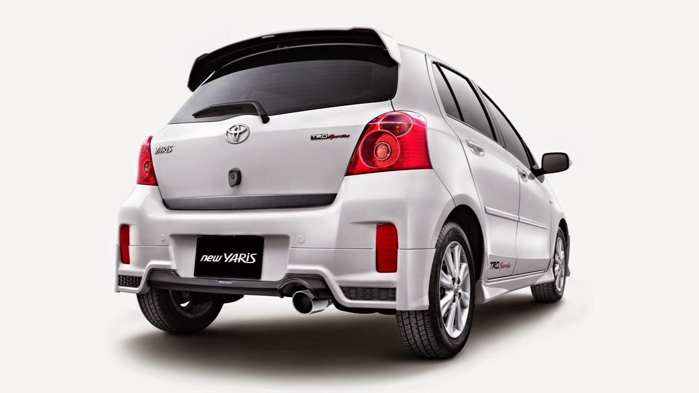 Harga Toyota Yaris Trd Matic New Sportivo Sukucadangorisinil Tips Perawatan