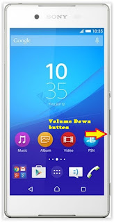 Hard Reset Android Sony Xperia Z3+
