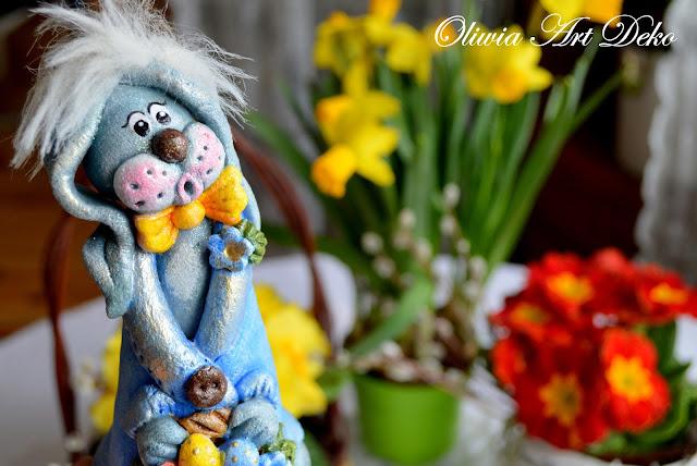 Wielkanocne Zające! :D