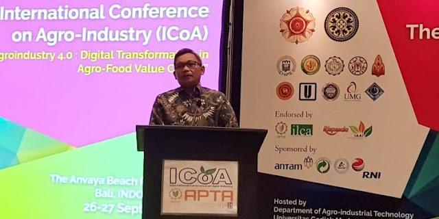 Industri Makanan dan Minuman akan Menjadi Pionir Penerapan Industri 4.0 di Indonesia