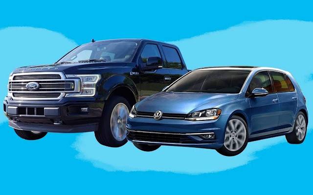 Volkswagen e Ford anunciam parceria em picapes e vans