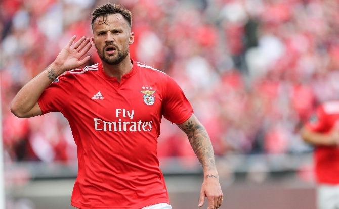 Benfica Blog Seferovic, melhor marcador da Liga NOS