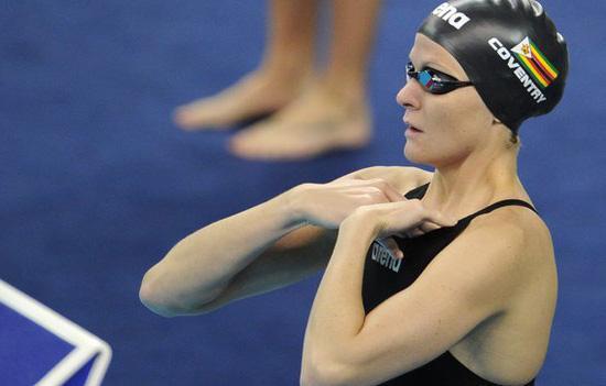 Kirsty Coventry - Swimming, Athlete - Tiyambuke Biography #StirTheGift #Olympics