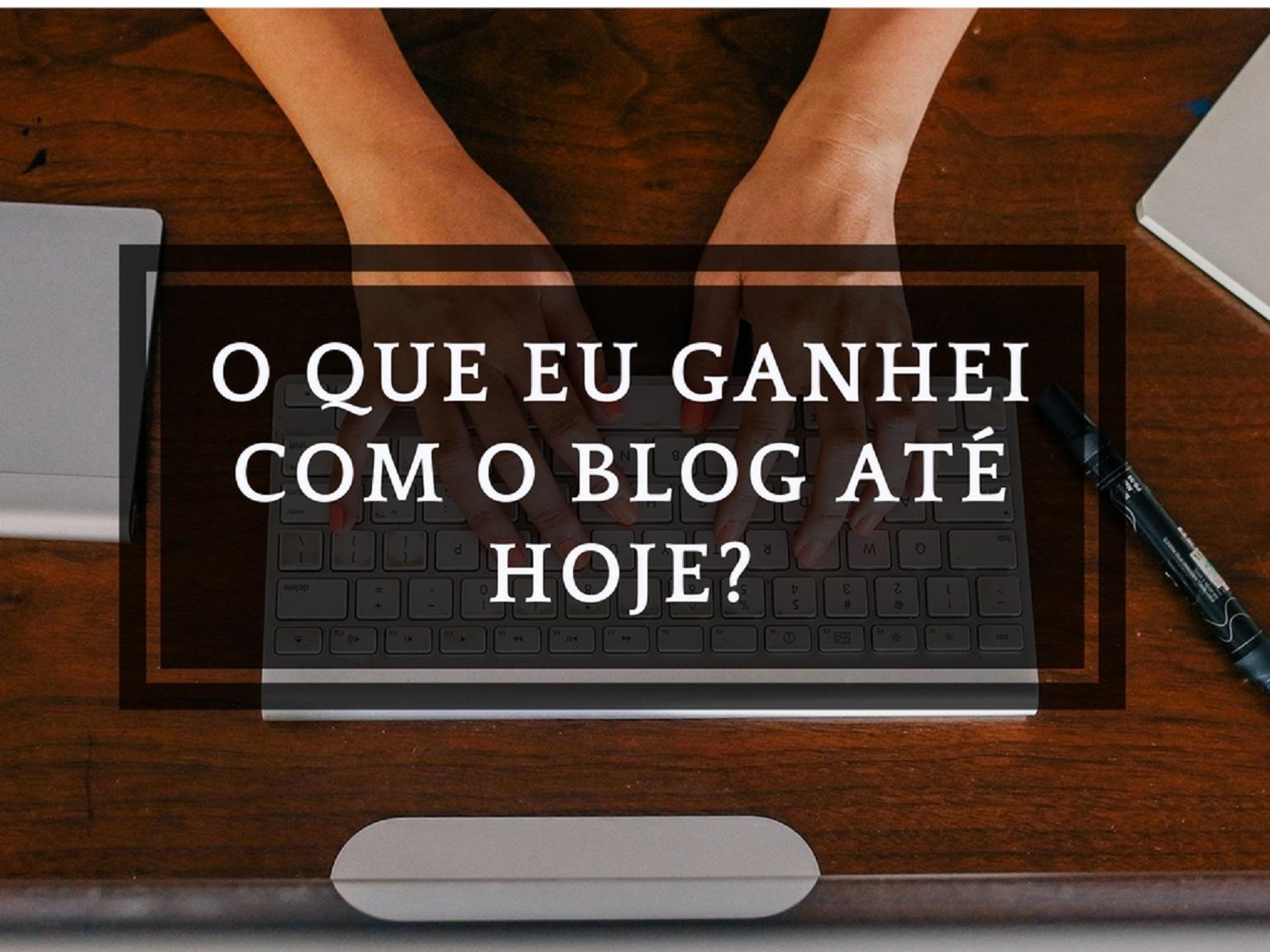 Quanto custa um blog?