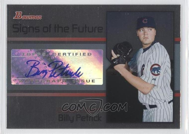 Baseball Cards Come To Life Billy Petrick On Baseball Cards