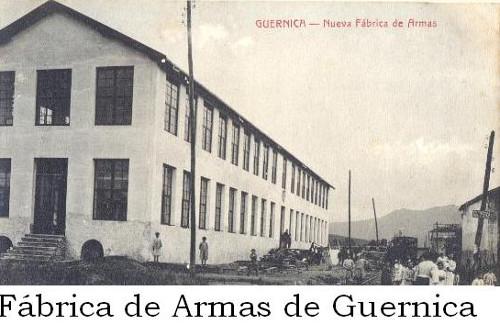 Fábrica de armas de Guernica