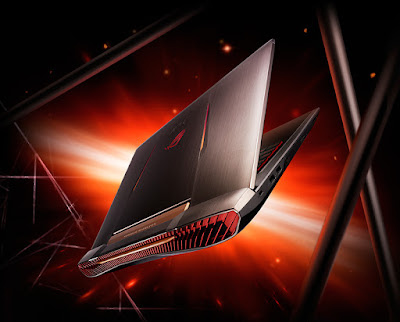 Notebook gaming, Notebooks, ROG - Republic Of Gamers
