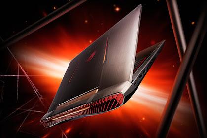 Review Spesifikasi & Harga Laptop Gaming Asus ROG G752VS OC Edition
