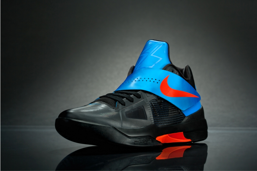 competitive price e7272 54b6a NIKE ZOOM KD IV PROVIDES VERSATILE PERFORMANCE THROUGH THE PERFECT FIT