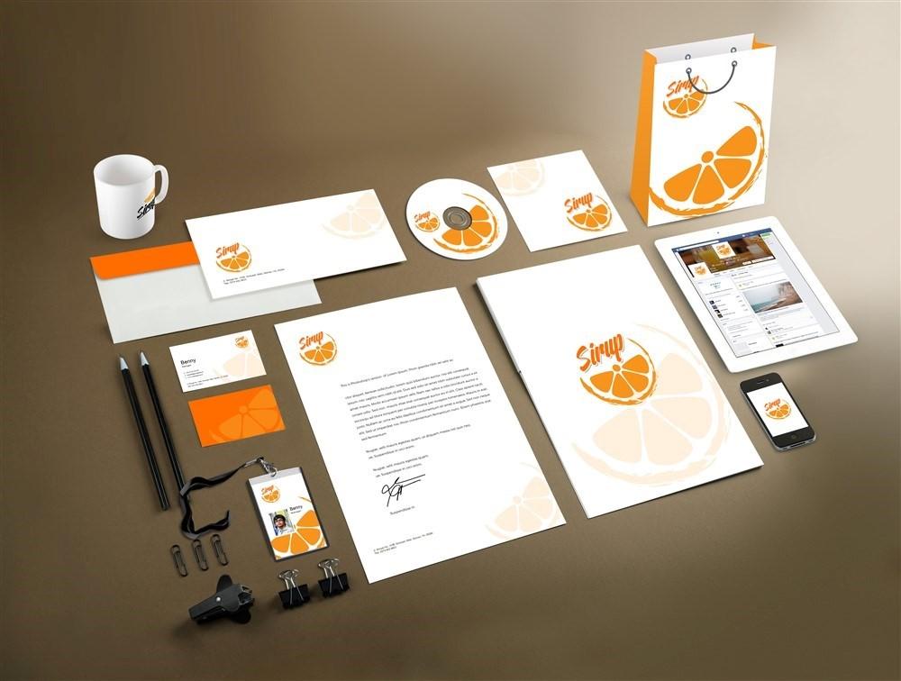 Branding Produsen Sirup - Kilaro