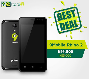 9mobile unveils Rhino 2 for just N14,500