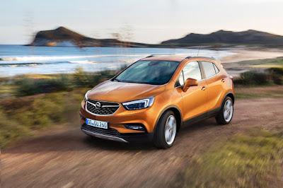 Το νέο Opel Mokka