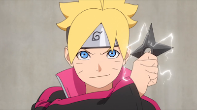 Boruto: Naruto Next Generations Episode 61 Subtitle Indonesia
