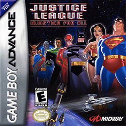 Justice League: Injustice for All ( BR ) [ GBA ]