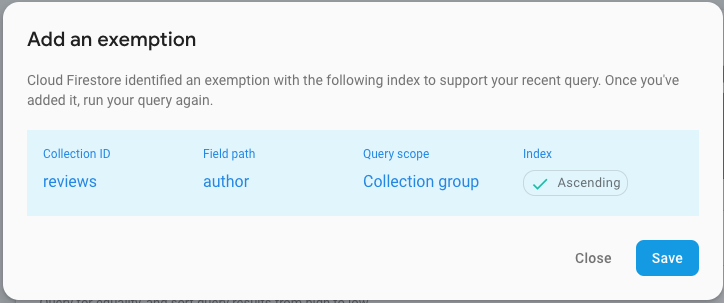 The Firebase Blog: Understanding Collection Group Queries in Cloud