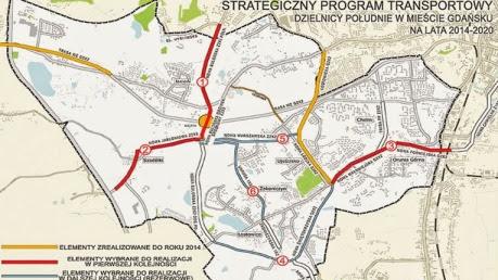 Nowa Bulońska Północna wraz z linią tramwajową połączy Morenę z Jasieniem i Ujeściskiem.  - Więcej »