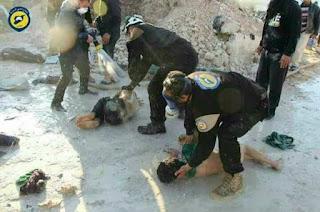 Rezim Suriah Masih Simpan Senjata Kimia, Perang Sunni-Syiah Masih Berlanjut