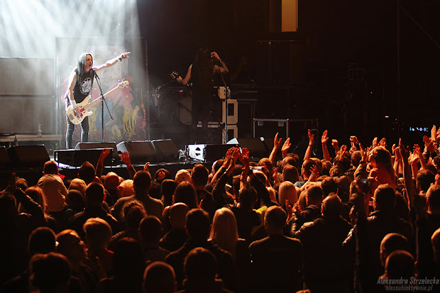Acid Drinkers - Rock Fest -Wałbrzych  relacja z koncertu