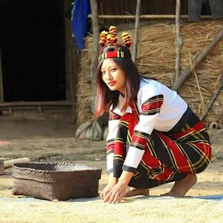 Mizo Hnam Thuam Chi Hrang Hrang