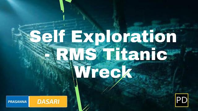RMS Titanic - Prasanna Dasari