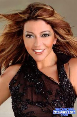 Samira Said, a Moroccan singer, born on January 10, 1959 in the city of Rabat - Morocco.