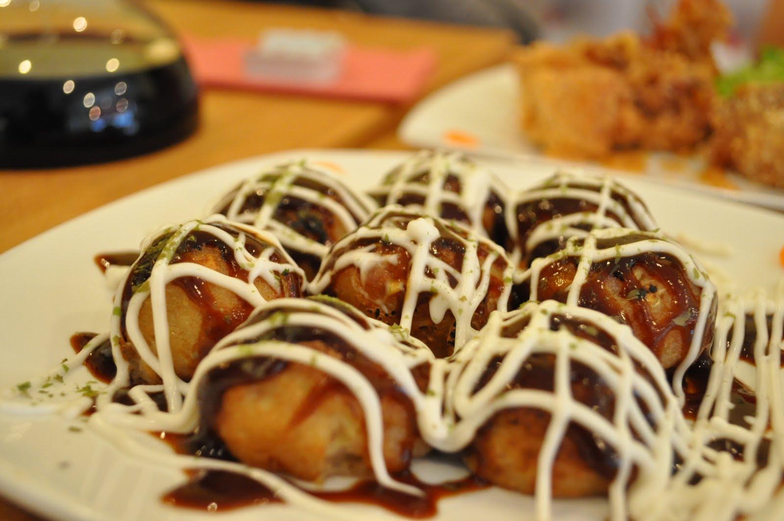 Resep Kue Jepang Takoyaki: MUNDO JAPON: Yakimono