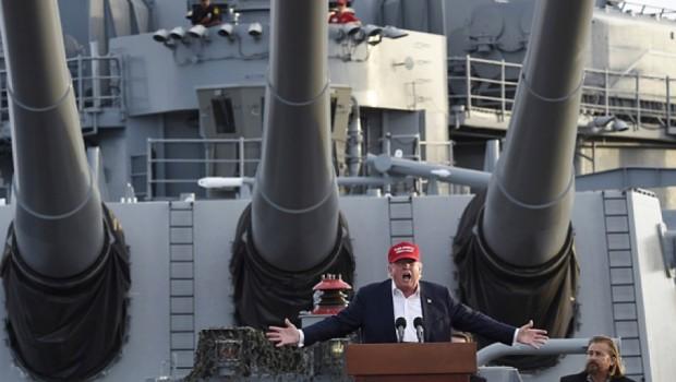 Donald Trump Akan Memicu Perang Dunia III