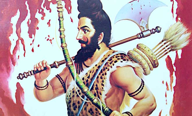 Parshuram Jayanti  2017 wishes Hindi