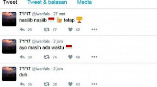 Twitter Iwan Fals