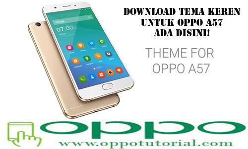 Download Tema iOS dan ColorOS OPPO A57 Keren Semua Ada di