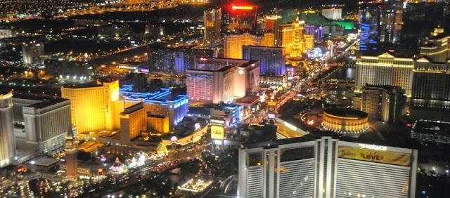 Como usar o celular em Las Vegas