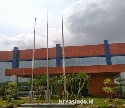 Tiang Bendera Stainless Siap Menerima Pesanan seluruh Bandung dan sekitarnya